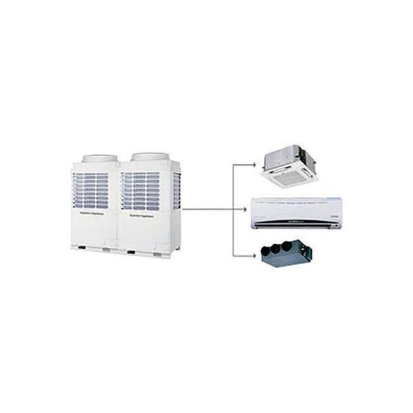 Imagen de VRV (sistema de volumen de refrigerante variable)